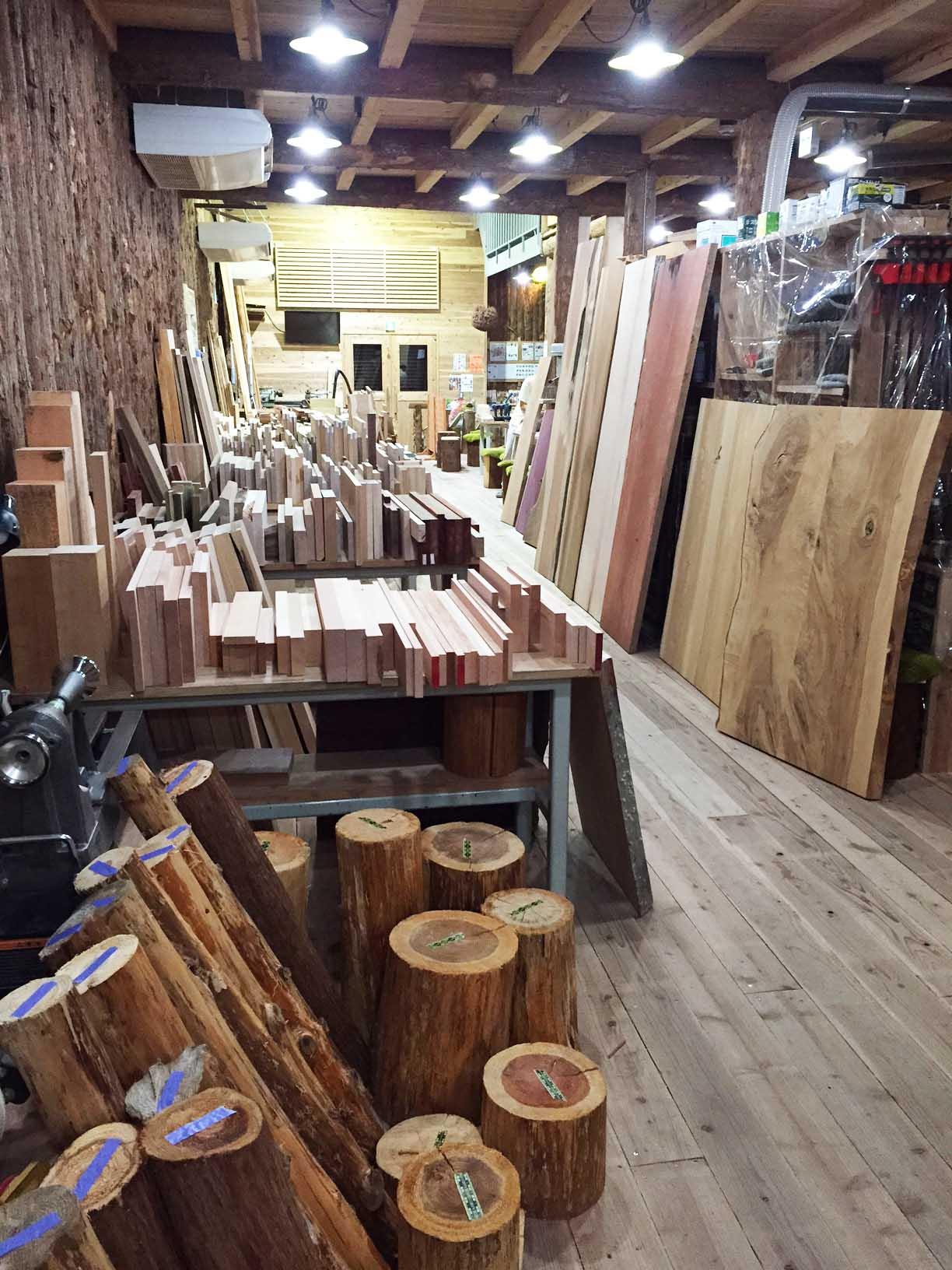 各種木材販売