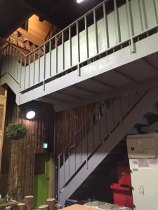 ウッドロード階段