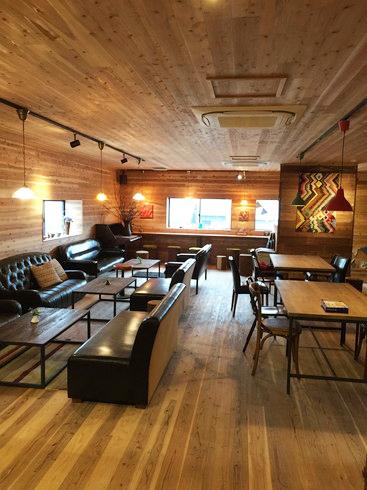 ウッドロードカフェ