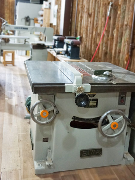 木工機械・昇降盤
