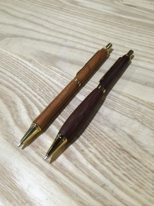 木製ペン オーダー