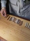 ペンターニング 木材