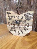 時計 手作り 木