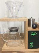 コーヒードリップスタンド 木製