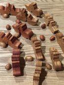 干支 木製