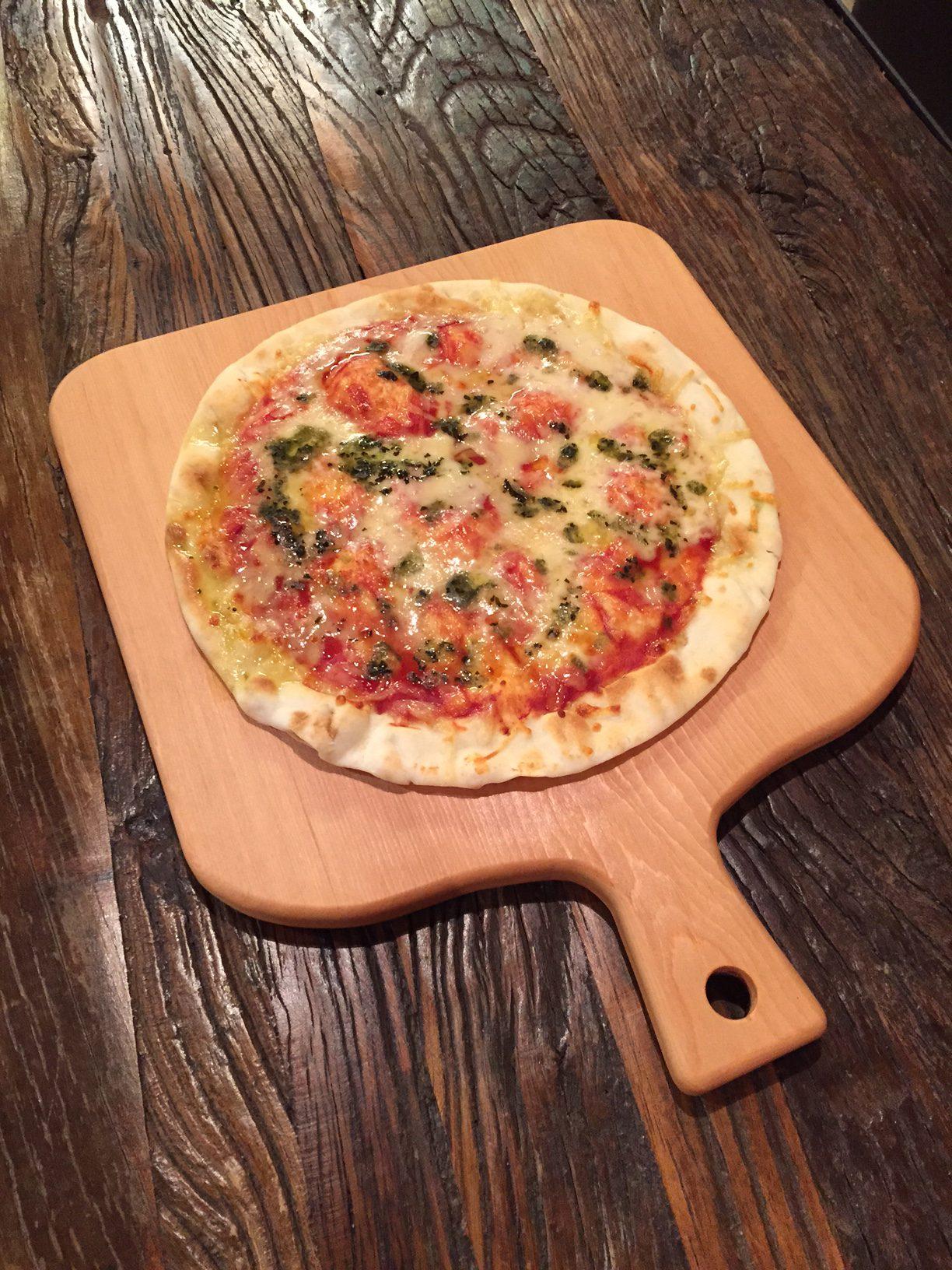 ピザ皿 手作り