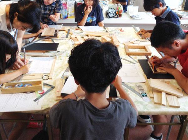 リフォーム会社への出張木工教室