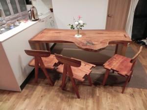 生徒作品 ウッドロード木工教室