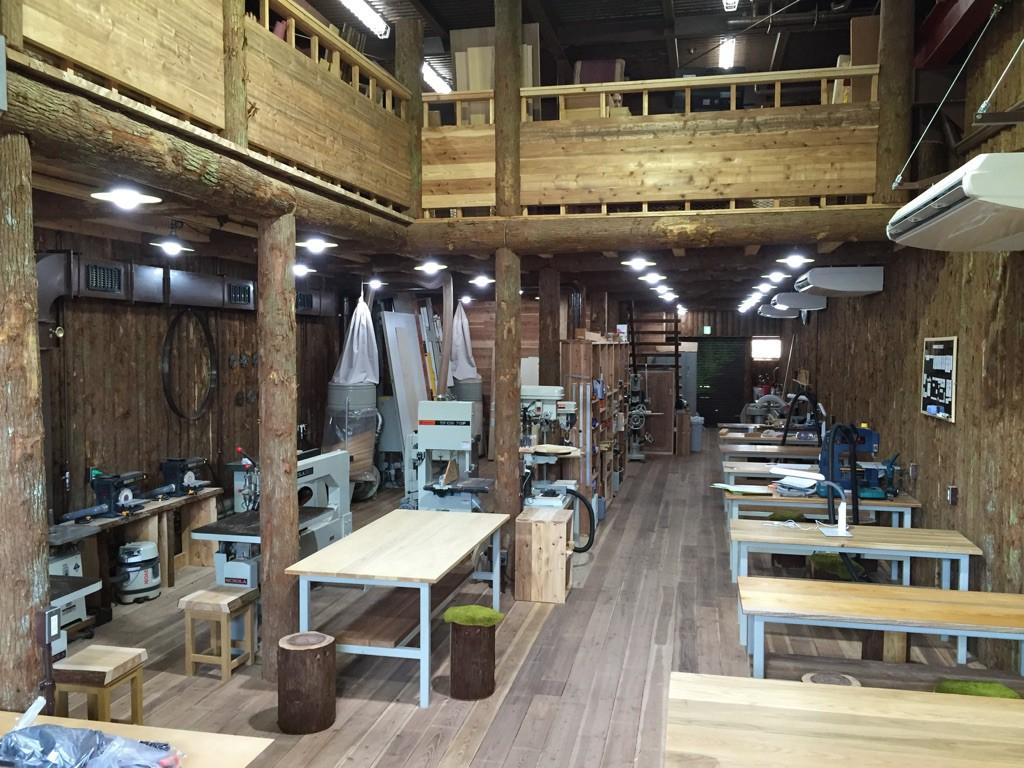 ウッドロード木工教室