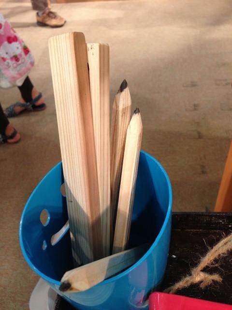 子ども木工体験