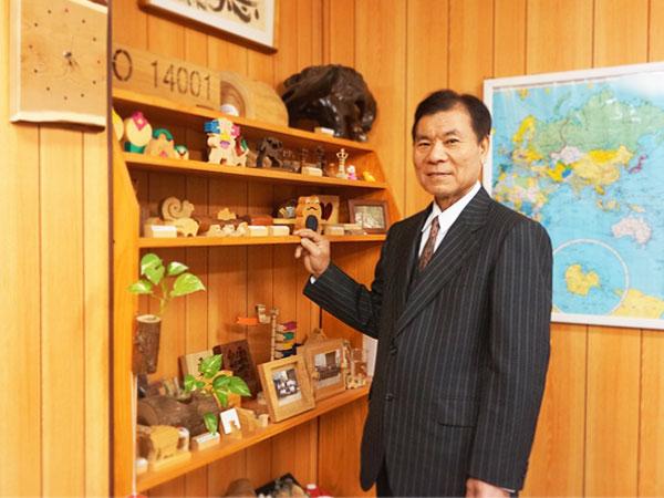 木工教室ウッドロード 代表取締役
