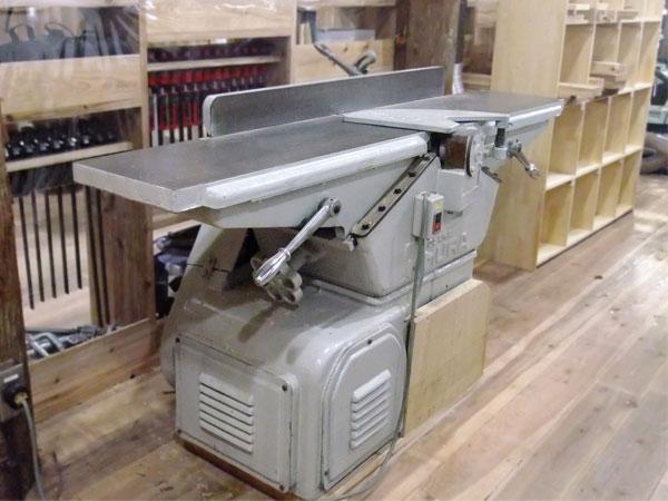 手押し 木工機械