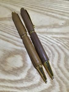 自作ボールペン