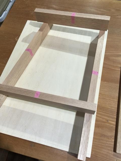 二級家具製作技能士 課題