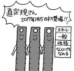 木工漫画 登場人物 直定規さん