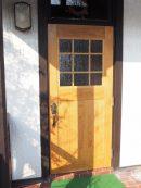 玄関扉 作り方