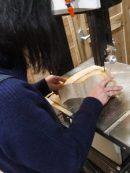 木工旋盤 木の使い方